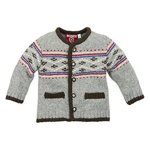 BONDI Strickjacke ´Gipfelkraxler´ Tracht Baby Jungs Artikel-Nr.90712