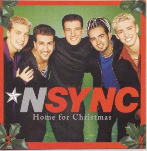 NSYNC-Home For Christmas-CD-FLAC-1998-FORSAKEN Download