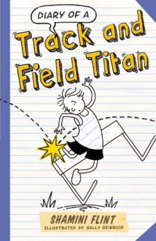 Diary of a Track and Field Titan by Shamini Flint| wearewordnerds.com