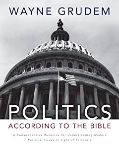 "Cover of ""Politics - According to the Bib..."