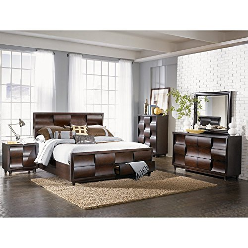 Daily Real Estate, Mortgage, Loans,(VIDEO Review) Magnussen Fuqua Platform Storage Bed Set,