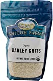 Shiloh Farms: Barley Grits 12 Oz (6 Pack)