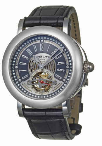 Gerald Genta Arena Tourbillon Men's Automatic Watch ATR-Y-75-913-CN-BD