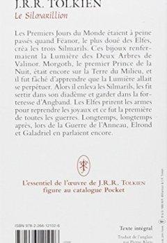 Livres Couvertures de Le Silmarillion