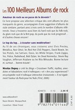Livres Couvertures de Le Petit livre de - Les 100 meilleurs albums de rock