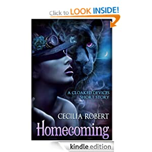 Homecoming: A Cloaked Devices Short Story (Cloaked Devices #0.5)