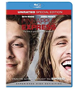 "Cover of ""Pineapple Express (Unrated + BD..."