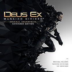 Deus Ex: Mankind Divided Original Soundtrack Extended Edition