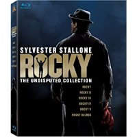 Rocky: The Undisputed Collection Seven Blu-ray Set only $19.99