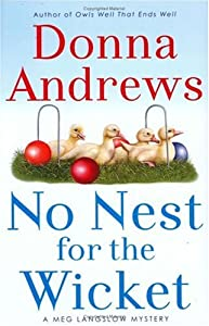 "Cover of ""No Nest for the Wicket (Meg Lan..."