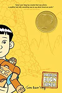 "Cover of ""American Born Chinese"""