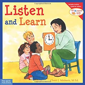 "Cover of ""Listen and Learn (Learning to G..."
