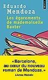 Les égarements de Mademoiselle Baxter