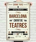 Barcelona. Ciutat De Teatres (Fuera d...