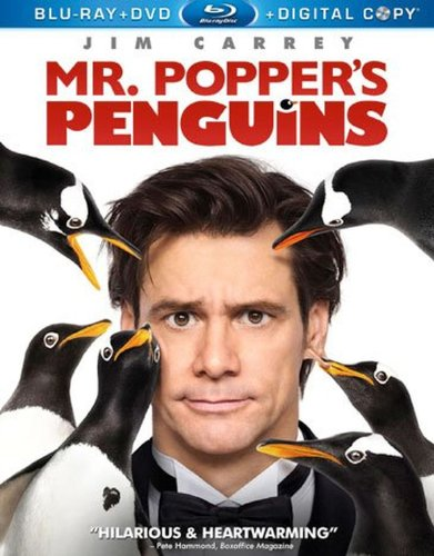 Mr. Popper's Penguins Best Price DVD