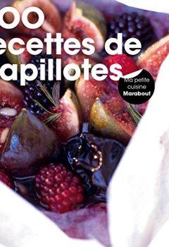 Livres Couvertures de 100 recettes de papillottes