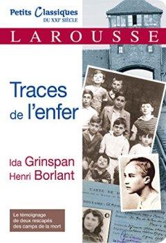 Telecharger Traces de l'enfer de Ida Grinspan