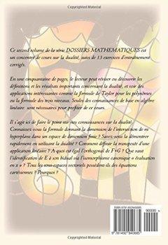 Joia Pdvlivresky Telecharger Dualite En Algebre Lineaire