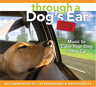 """Cover of """"Through a Dog's Ear: Driving Ed..."""