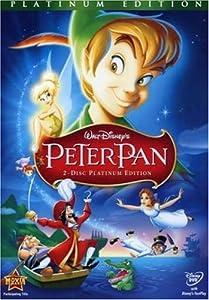 """Cover of """"Peter Pan (2-Disc Platinum Edit..."""