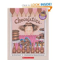 Chocolatina (with Stickers)