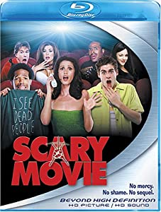 "Cover of ""Scary Movie"""
