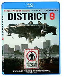 "Cover of ""District 9 [Blu-ray]"""