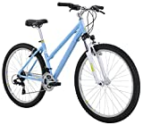 "Diamondback Bicycles 2016 Laurito Women's Hardtail Mountain Bicycle, 17""/Medium, Blue"