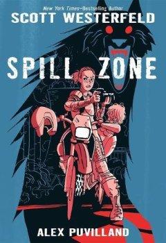 Livres Couvertures de Spill Zone 1