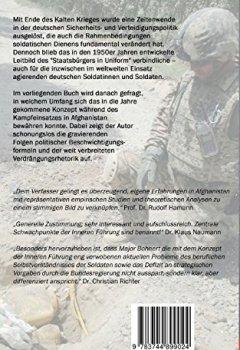 Abdeckung Innere Führung auf dem Prüfstand.: Lehren aus dem Afghanistan-Einsatz der Bundeswehr (DeutscherVeteranenVerlag/GermanVeteransPublishing)