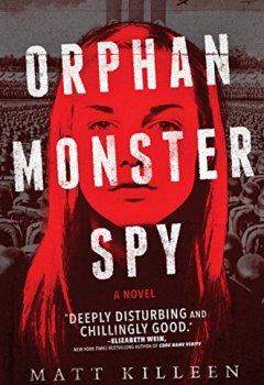 Livres Couvertures de Orphan Monster Spy
