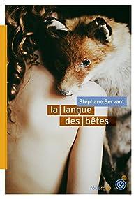 La langue des bêtes par Servant
