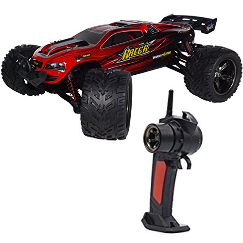 51zdK0BluYL - GIANT RC MONSTER TRUCK Remote Control toys Cars for kids Playtime at the Park Egg Surprise