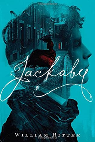 book cover of  Jackaby