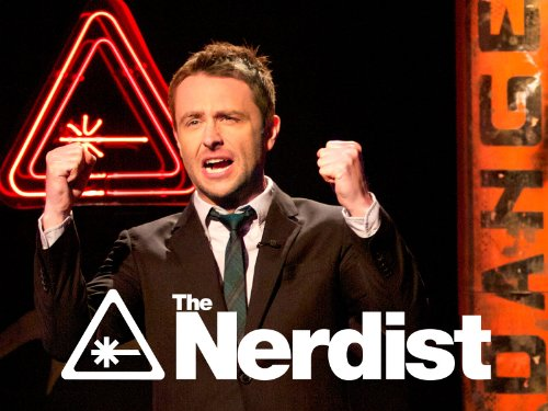 The Nerdist Season 1 Episode 1 TV Show Review