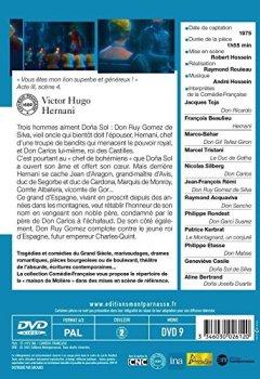 Livres Couvertures de Hernani
