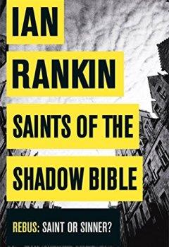 Livres Couvertures de Saints of the Shadow Bible