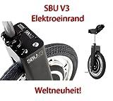 SBUV3 Elektro Roller Scooter Einrad eBike, Segway war gestern