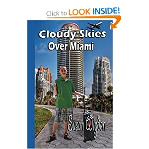 Cloudy Skies over Miami
