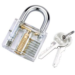 BESTOPE-Professional-Practice-Padlocks-Lock-Crystal-Cutaway-of-Practice-Training-Skill-Pick-Lock-for-Beginners-Locksmith-with-Two-Keys