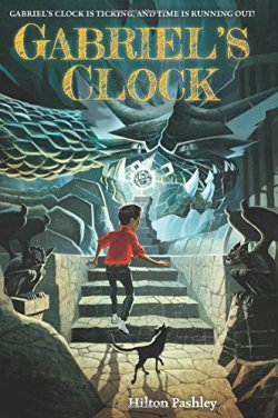 Gabriel's Clock by Hilton Pashley | Featured Book of the Day | wearewordnerds.com
