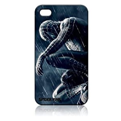 he Amazing Spiderman movie illustrated black hard case at amazon
