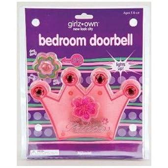 Kid's Toysmith Princess Doorbell