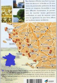 Livres Couvertures de Les sentiers d'Emilie en Vendée
