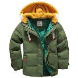 Winterjacke-fr-Kinder-Jungen-Mdchen-verdickte-Daunenjacken-Mantel-Trenchcoat-Outerwear-mit-Kapuzen
