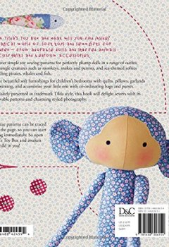 Book's cover of Tilda's Toy Box