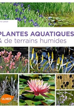 Livres Couvertures de Plantes aquatiques & de terrains humides