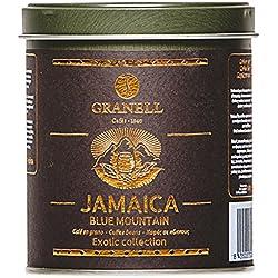 Granell Jamaica Blue Mountain Café Grano Exotic Colección - 100 gr