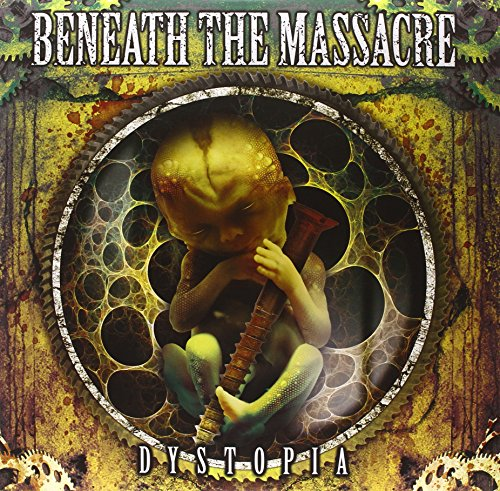 Beneath The Massacre CD Covers