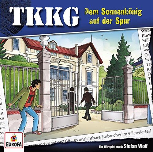 TKKG (195) Dem Sonnenkönig auf der Spur - Europa 2016